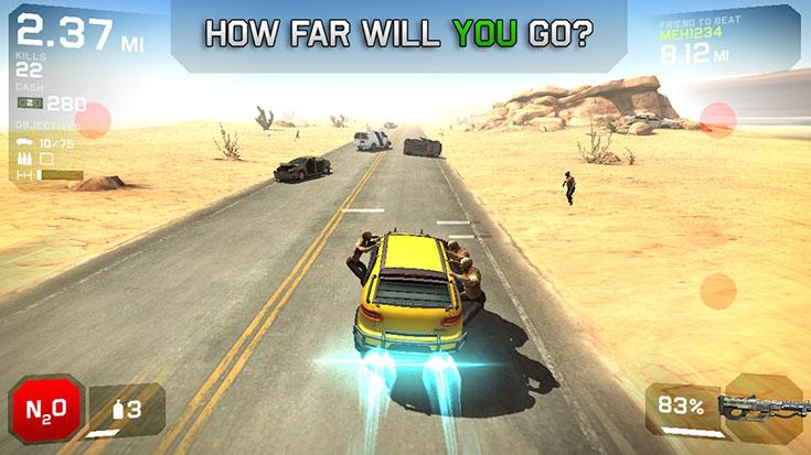 Zombie Highway scr1