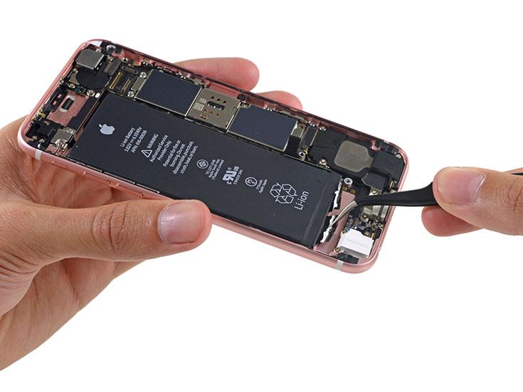 iPhone 6S Teardown scr1