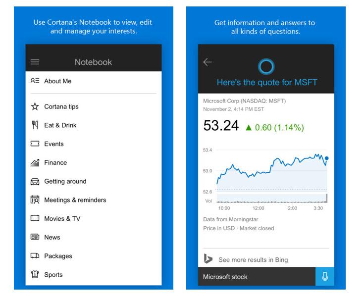 Cortana scr3