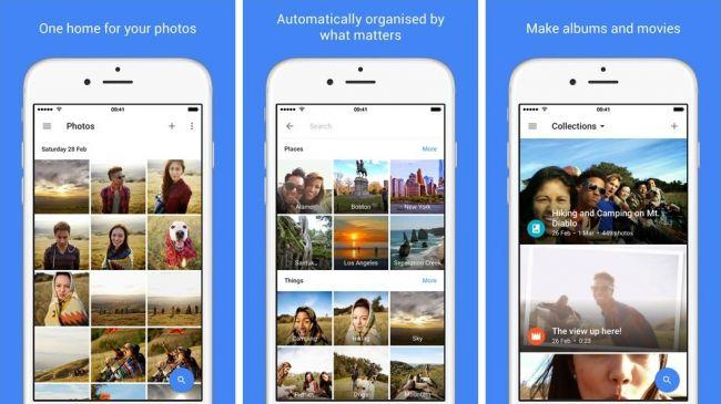 Top Apps of 2015 Google Photos