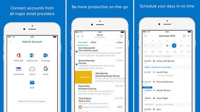 Top Apps of 2015 Outlook