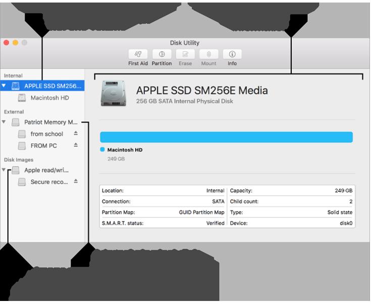 Disk Utility scr3