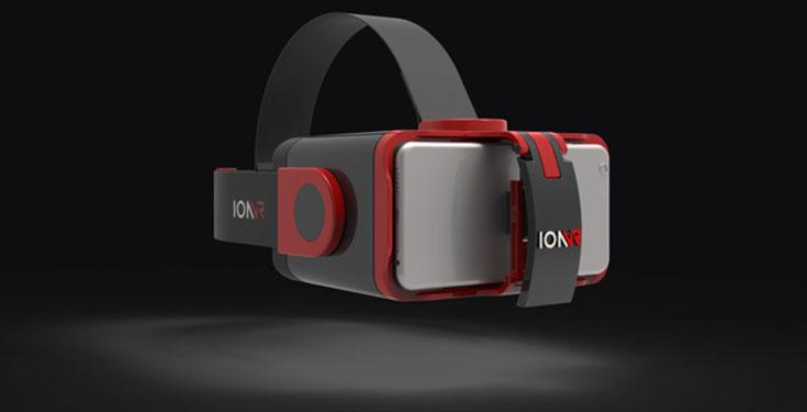 Virtual Reality Headset scr1