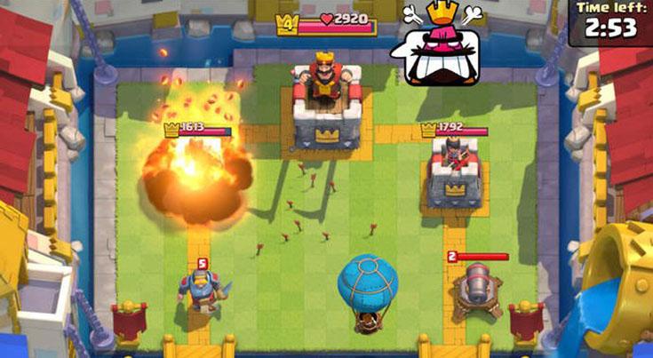 Clash Royale scr3