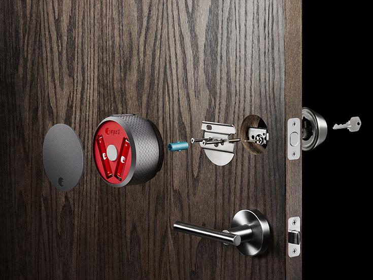 August Smart Lock scr1