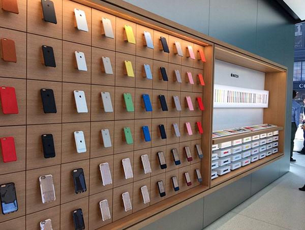 Union Square Apple Store scr2