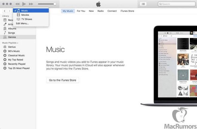 iTunes 12 4
