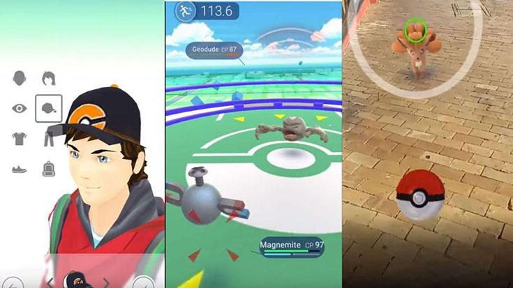 Pokémon Go scr2